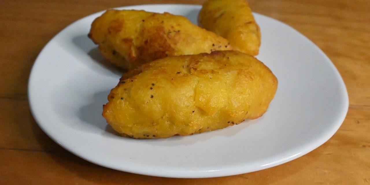 Plátanos rellenos | receta familiar tuxtepecana