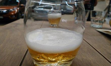 Ingrata mostró cómo preparar cerveza artesanal