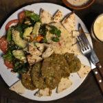 Cocina creativa y vegana en Huitzili, de Mazunte