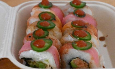 Se único, prueba Nikko sushi, el concepto más fresco de comida japonesa