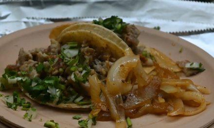Chahuitas: los suculentos tacos de la Reforma
