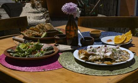 La Terraza del Copal | El arte en la cocina