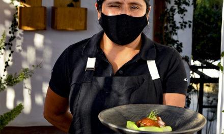 Micaela Ruiz Martínez, lo extraordinario de la cocina tradicional