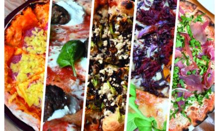 Top 5 pizzas en Oaxaca