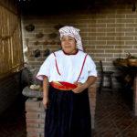 Minerva López Ausencio, la cocinera mixe que puso en alto la comida prehispánica