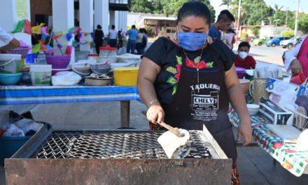 Feria Sabor y Arte en Asunción Ixtaltepec