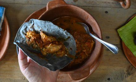Levadura de olla * Desayunos de cocina de leña | Yucutindoo en Oaxaca