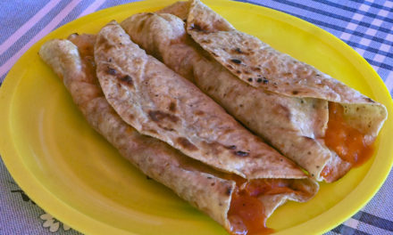 Las cholenkas, el nuevo antojito típico de Pinotepa