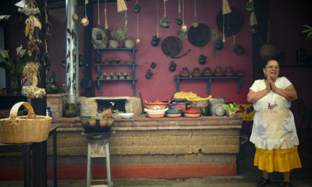 Juana Amaya, referente de la cocina tradicional oaxaqueña