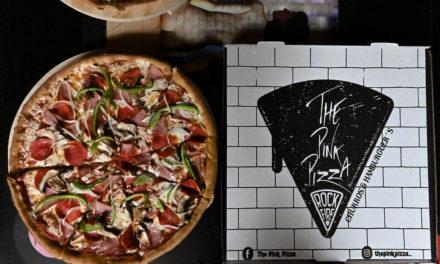 The Pink Pizza, va en grande por Oaxaca