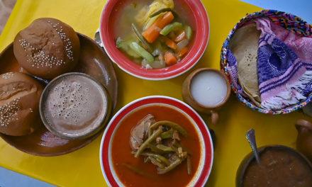 Fonda Julita, tradición y sabor mixteco