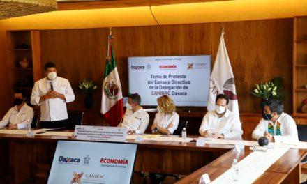 La cocina de Oaxaca al mundo, reto de la Canirac Oaxaca