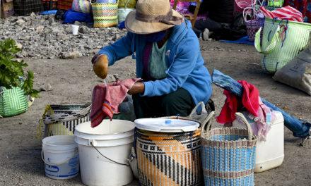 Domingo de tianguis en Tlaxiaco