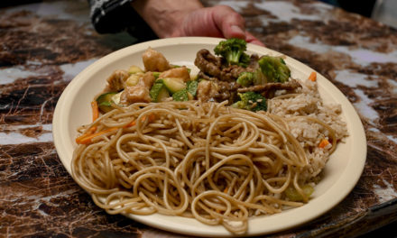 Un rinconcito para disfrutar: Magik wok